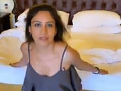 टीवी की इच्छाधारी नागिन सुरभि चंदना ने दिखाया अपना ग्लैमरस अंदाज, Video किया शेयर