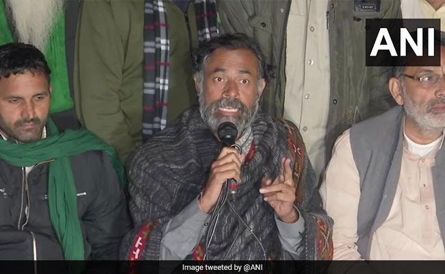 Punjab, Haryana Farmers Will Be Ruined By Mandis Closure: Yogendra Yadav