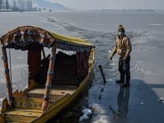'जम गई डल झील', श्रीनगर में टूटा 30 साल का रिकॉर्ड, 1991 के बाद पहली बार माइनस 8.4 डिग्री तापमान