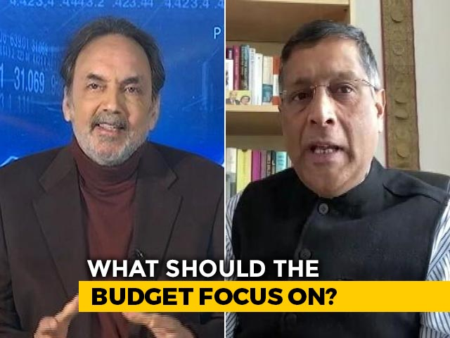 Video : Prannoy Roy, Arvind Subramanian On India's Economy After Pandemic