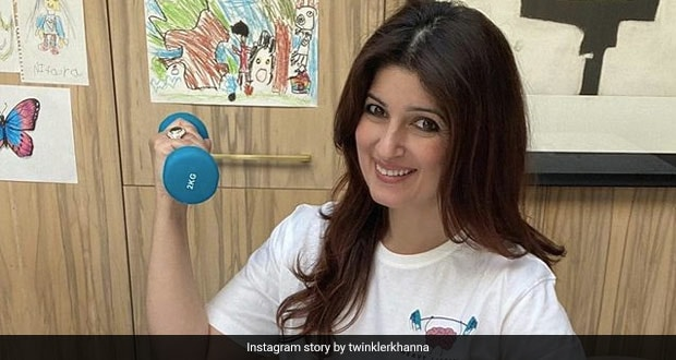 Twinkle Khanna Is All Set To Dig Into This Healthy Snack While Watching Her Favourite Show; Guess What It Is