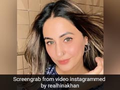 Hina Khan ने 'दुजी वार प्यार' गाने पर यूं किया डांस, देखें वायरल Video