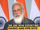 """Video : """"There Will Be More Made-In-India Vaccines,"""" Says PM Modi"""