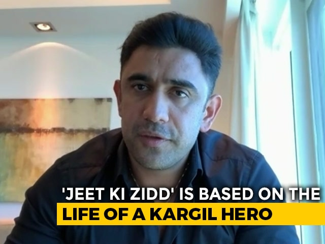 Army Day: Amit Sadh On Playing A Kargil Hero In His Next