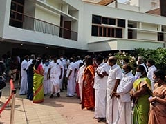 Jayalalithaa's Home Turned Into Memorial Day After Sasikala Leaves Jail