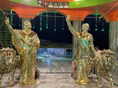 Temple Dedicated To J Jayalalithaa, MGR To Be Inaugurated Today