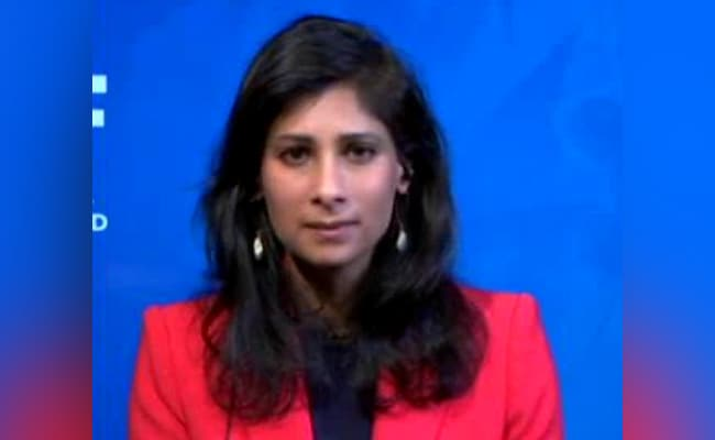 Women Affected Disproportionately By Covid Pandemic: IMF's Gita Gopinath