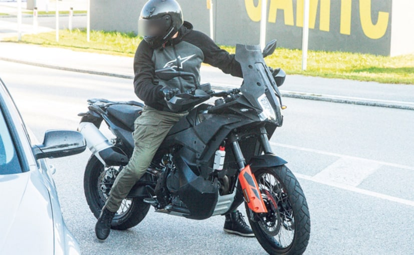 Updated KTM 890 Adventure Spotted On Test In Europe