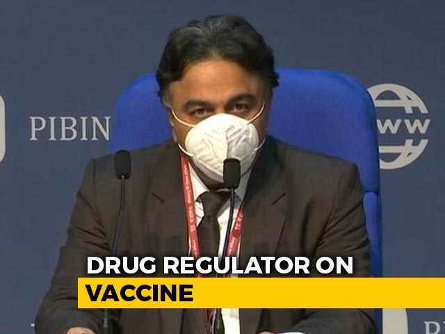 Video : India's Vaccine Wait Over; Serum Institute, Bharat Biotech Get Approval