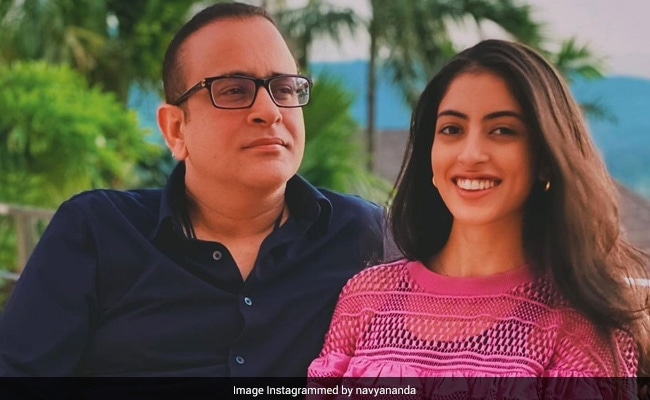 'Proud To Be Your Daughter': Navya Naveli Nanda's Shout-Out To Dad Nikhil Nanda