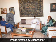 Mamata Banerjee Meets Governor; New Year Courtesy Call, Say Officials