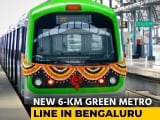 Video : New 6-Km Metro Line Inaugurated In Bengaluru, Public Access From Tomorrow