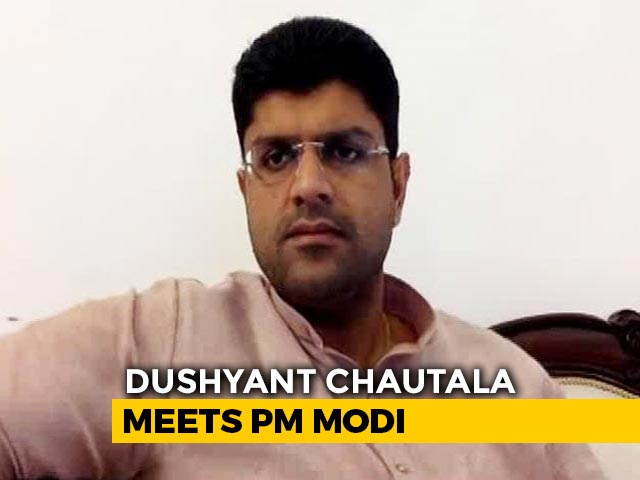 Video : PM Meets Ally Dushyant Chautala Amid Undercurrents Over Farmer Protests