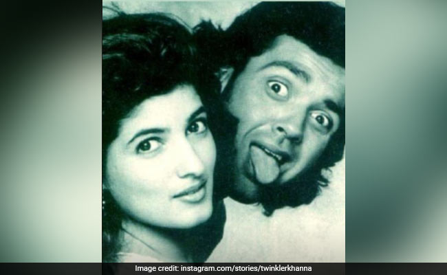 On Bobby Deol's Birthday, Twinkle Khanna Shared This Throwback Pic
