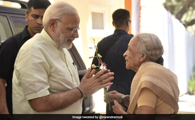 Dr V Shanta, A Pioneer In Cancer Care, Dies. PM Modi Pays Tribute