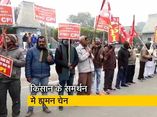 Videos : सरकार को कृषि कानून वापस लेना पड़ेगा: दीपांकर भट्टाचार्य, नेता CPI-ML