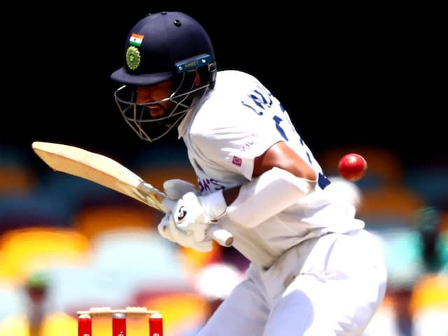 """""""Had To Grip Bat With Four Fingers"""": Cheteshwar Pujara On His Gabba Knock"""
