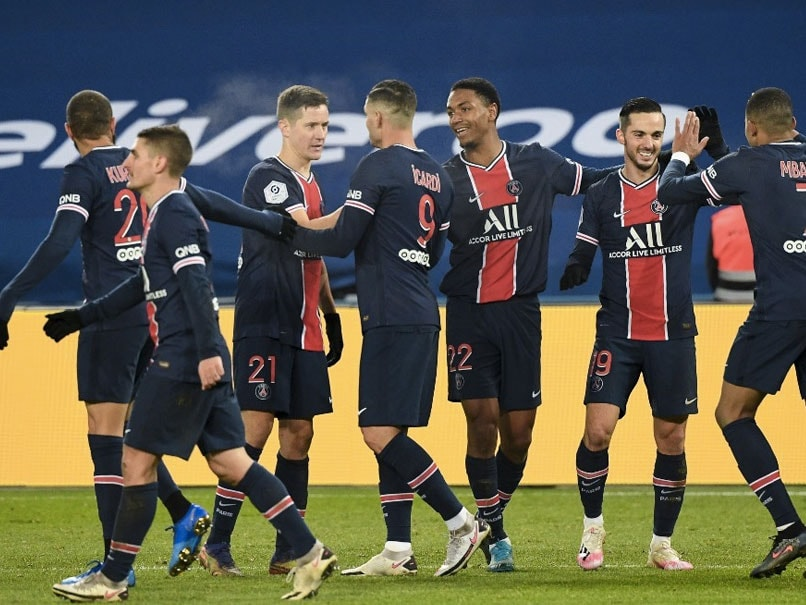 Ligue 1: Mauricio Pochettino Gets First Win With PSG But Lyon Stay Top