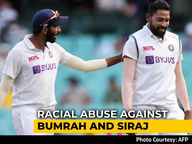 Video : Jasprit Bumrah, Mohammed Siraj Face Racial Abuse At SCG, India Lodge Complaint