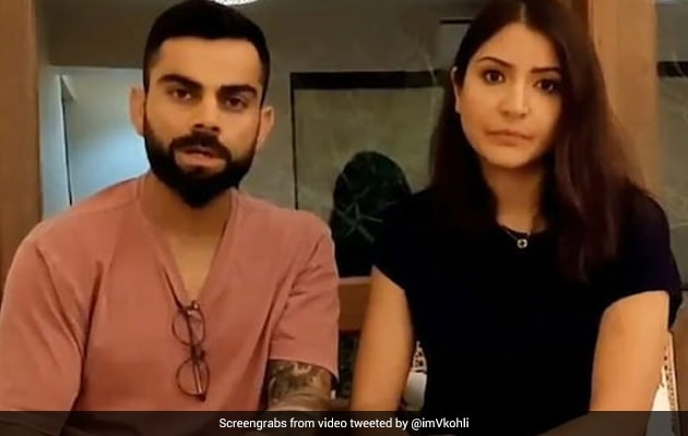 "Anushka Sharma Says She And Virat Kohli To Begin ""Movement"" In Fight Against COVID-19"