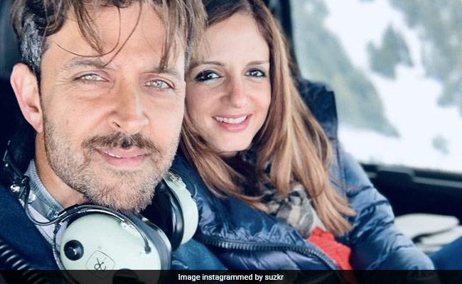 Trending: Sussanne Khan's Adorable Birthday Post For Ex-Husband Hrithik Roshan
