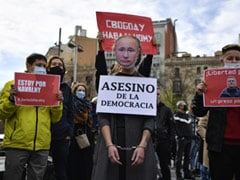 "US Embassy Published Kremlin Critic Supporters' ""Protest Routes"": Russia"