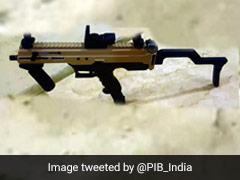 भारत की पहली स्वदेशी मशीन पिस्टल ASMI तैयार, 'आतंकवाद' रोधी ऑपरेशन के लिए दमदार हथियारसाबित होगी