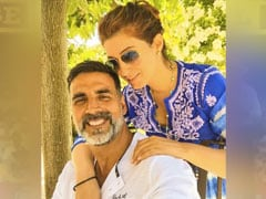 "What Akshay Kumar And Twinkle Khanna Wrote For Each Other On ""20 Years Of Togetherness"""