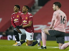 Manchester United Condemn Racist Abuse Aimed At Anthony Martial, Axel Tuanzebe