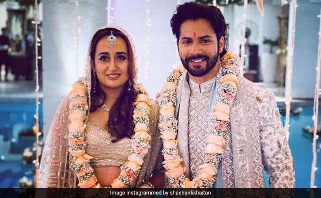 After Wedding To Natasha Dalal, What Varun Dhawan Tweeted About 'The Last Few Days...'