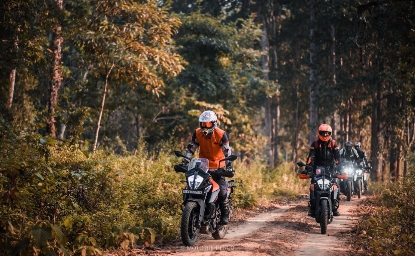 The KTM Adventure Trails will be held in 10 cities across India over the next few months