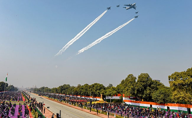 In Pics: India Celebrates 72nd Republic Day In Shadow Of Pandemic
