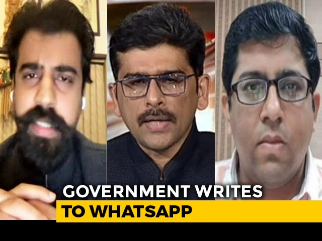 Video : WhatsApp Row: Why Different Privacy Policies For European Union And India?