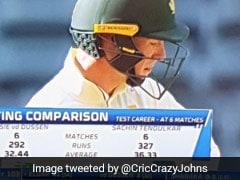 Live मैच में अफ्रीकी खिलाड़ी की हुई सचिन तेंदुलकर से तुलना, भारतीय फैन्स बोले - ओह भाई, मारो मुझे...