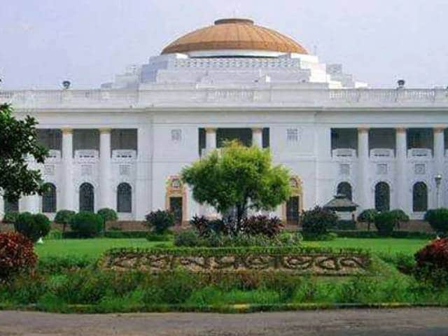 Video : Bengal Government Tables Resolution Against Farm Laws In Assembly, BJP Walks Out