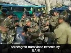 नए साल के मौके पर BSF जवानों ने हरियाणवी गाने पर जमकर लगाए ठुमके, बार-बार देखा जा रहा Video