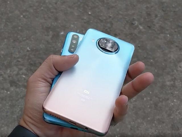 Videos : Mi 10i vs OnePlus Nord: किस फोन को खरीदना है फायदे का सौदा | Best Phone Under 30,000?