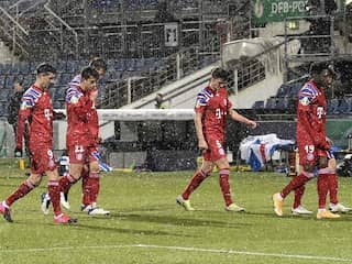 Bayern Munich Knocked Out Of German Cup By Second Division Side Holstein Kiel