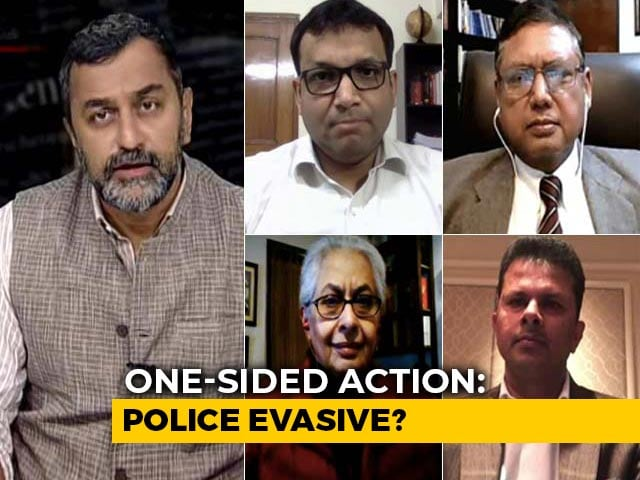 Video : Madhya Pradesh Police's One-Sided Action Amid Communal Tension?