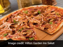 Hilton Garden Inn Saket's Theatre Buffet Comes With Live Kabab, Pasta And Pizza Counters
