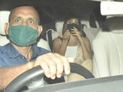 Spotted: Kiara Advani At Rumoured Boyfriend Sidharth Malhotra's House