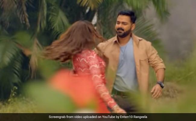 भोजपुरी एक्टर पवन सिंह का नया गाना 'तोहरी सुरतिया' रिलीज होते ही वायरल, देखें वायरल Video