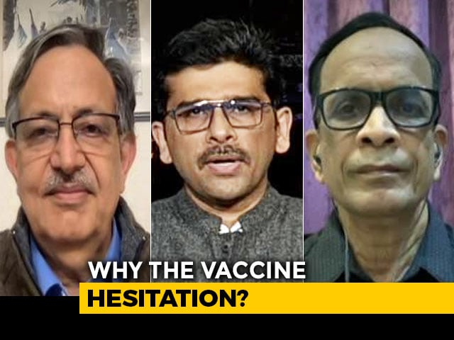 Video : After Pandemic, Now Infodemic. India's Vaccine Hesitation, Explained