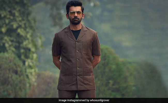 Got To Live The Life Of A Powerful Man, Even If In Fiction: Sunil Grover On Tandav