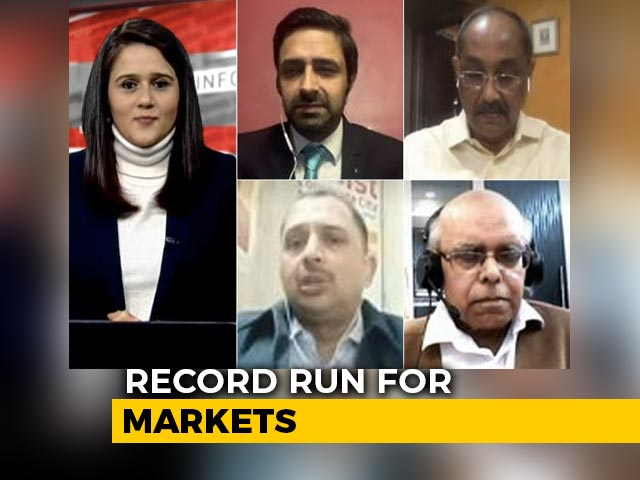 Video : Record Run For Markets: What Does It Mean For You?