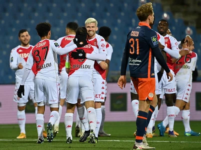 Ligue 1: Wissam Ben Yedder Double Edges Monaco Past Montpellier