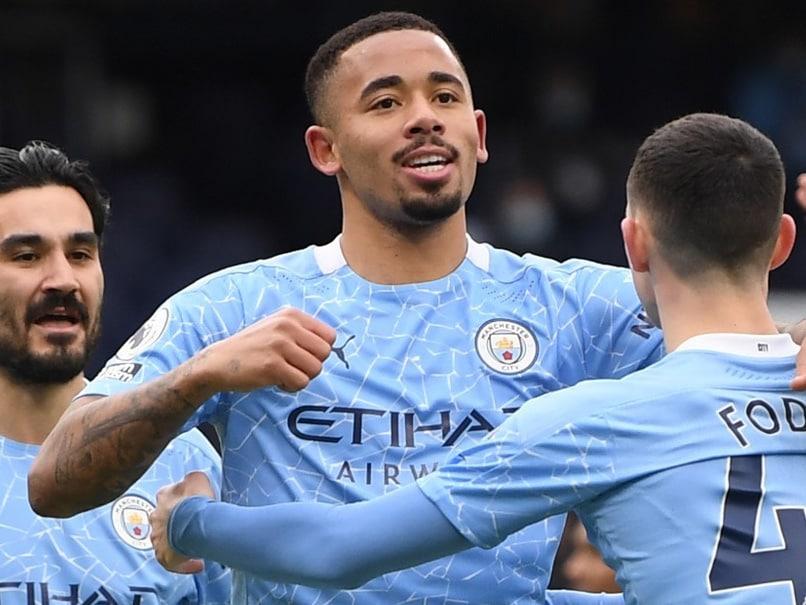 Manchester City vs Sheffield United: Gabriel Jesus Extends Manchester Citys Lead At The Top Of Premier League