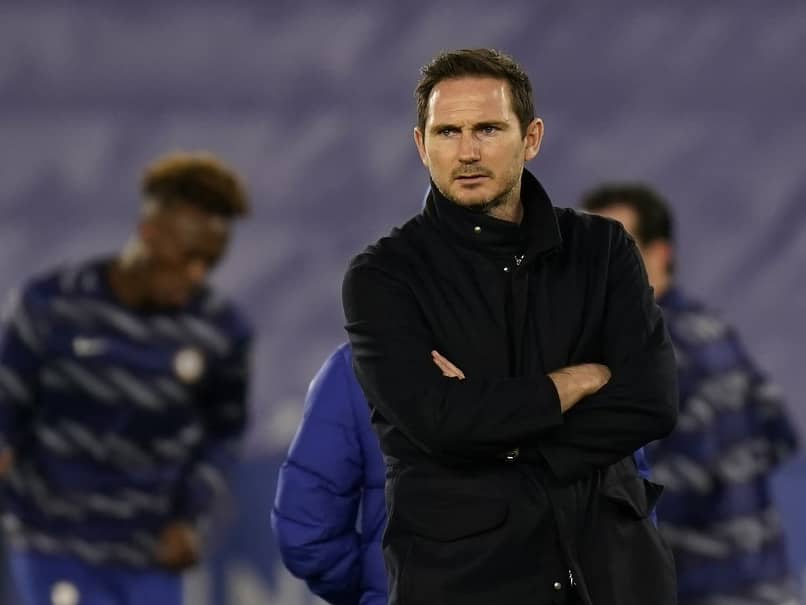 Under-Pressure Frank Lampard Ignoring Talk Over His Chelsea Future
