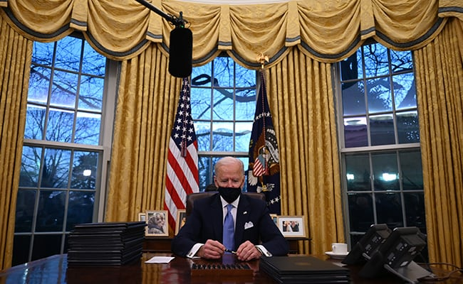 President Biden Removed Trump's 'Diet Coke' Button In Oval Office: Report