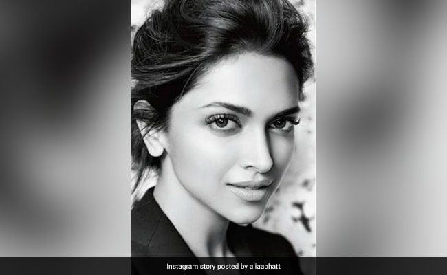 To Deepika Padukone And 'More Random Adventures Together,' With Love From Alia Bhatt